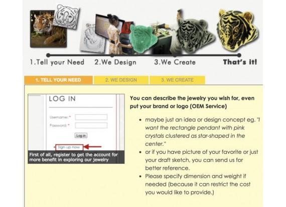 You Design, We Create!