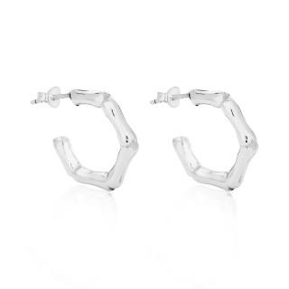 Bamboo Earrings - Small - EA010290061