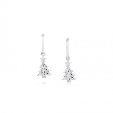 X'mas Tree-Earrings