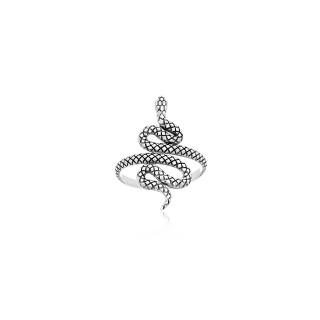 Snake Ring - 30 mm.