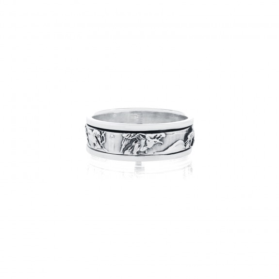 Eagle - Spinning Ring