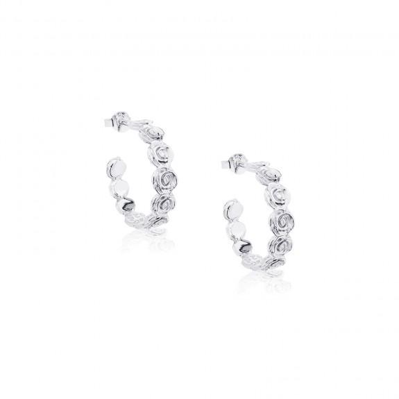Mini Roses Earrings