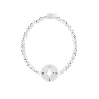 Compass Collection - Ball Elastic Bracelet