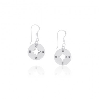 Compass Collection - Earrings