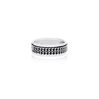 Double Chain - Spinning Ring