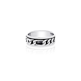 Figaro Chain - Spinning Ring