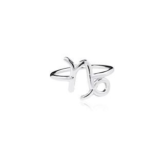 Capricorn - Zodiac Stars Ring