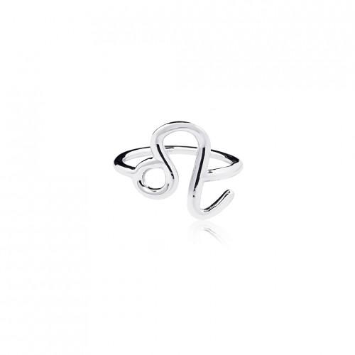 Leo - Zodiac Stars Ring