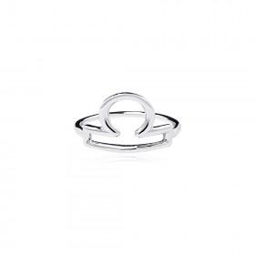 Libra - Zodiac Stars Ring