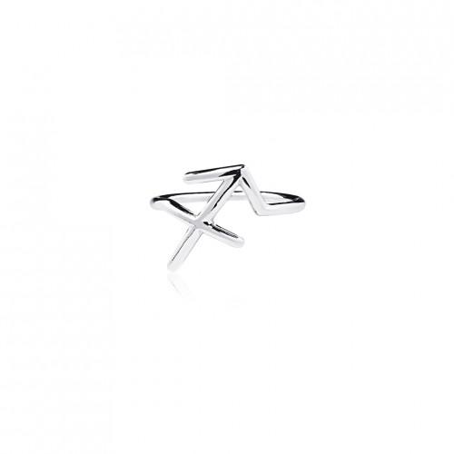 Sagittarius - Zodiac Stars Ring