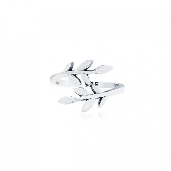 Olive Leaf - Open Ring