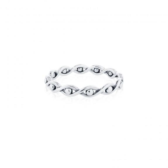 Boho Tiny Eye / Ring