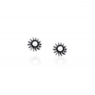 Pikul twisted / Stud Earrings