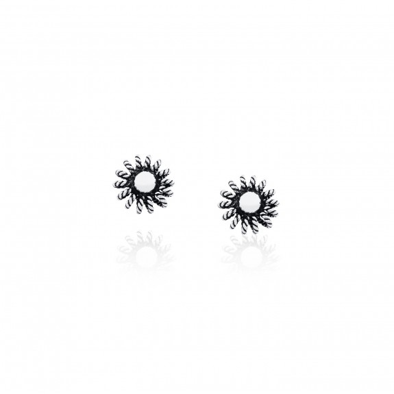 Pikul twisted / Stud Earrings