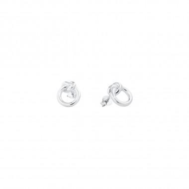 Love Knot / Earrings Stud
