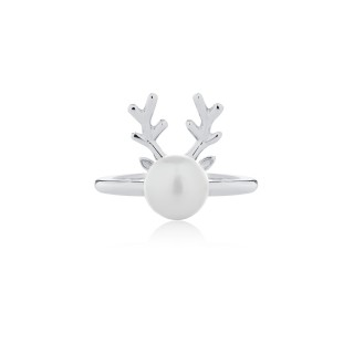 Pearly Reindeer / Ring